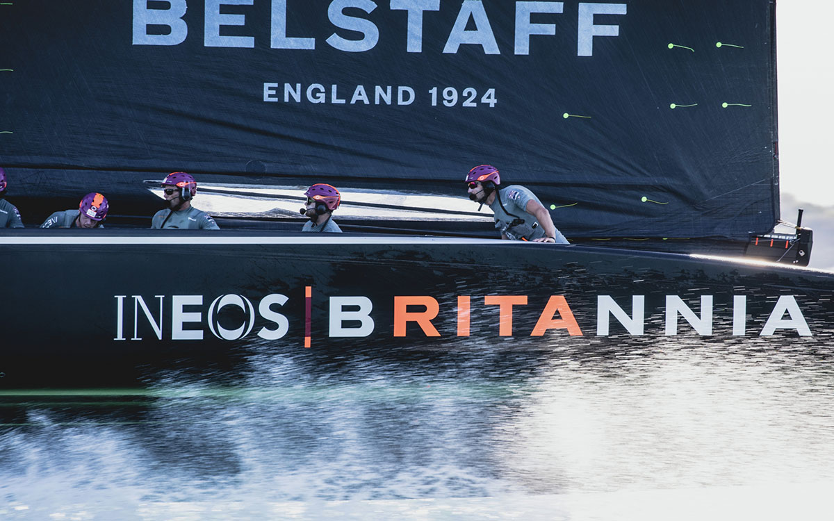 Prada Cup day one: Surprise as Brits take both wins - Yachting World