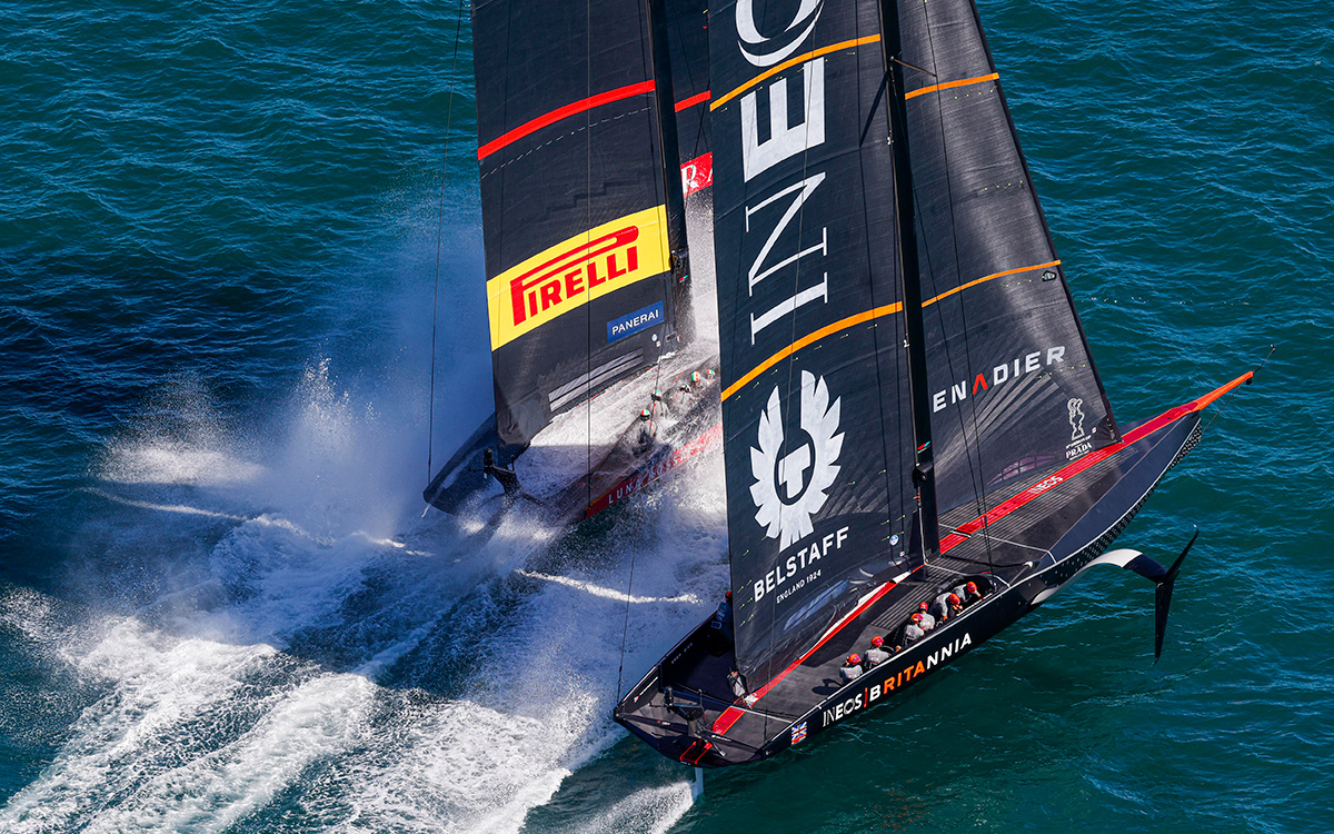 Match racing tactics: Ian Williams on America's Cup moves - Yachting World