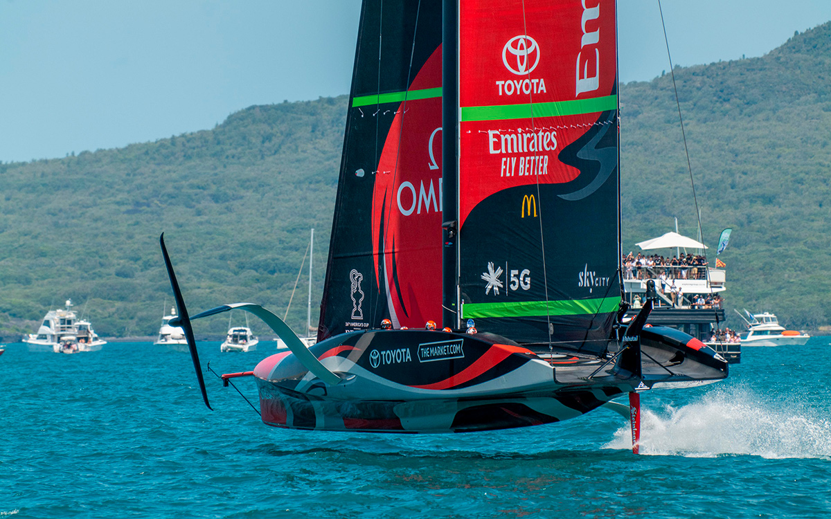 America's Cup: Opening weekend postponed due to lockdown - Yachting World