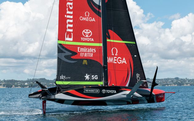 America's Cup Defender, New Zealand