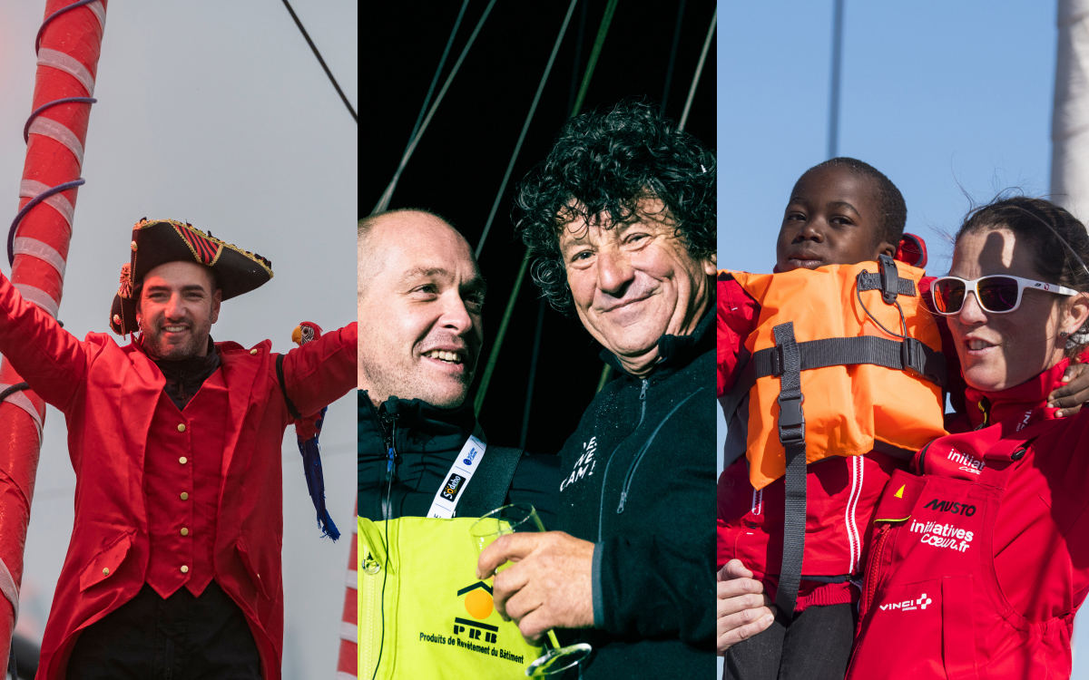 Vendée Globe heroes: 10 sailors who embody the race's Corinthian spirit