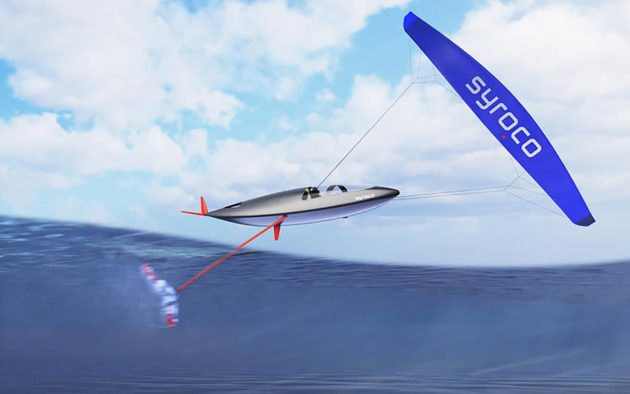 The Syroco aims to be the world's fastest sailboat