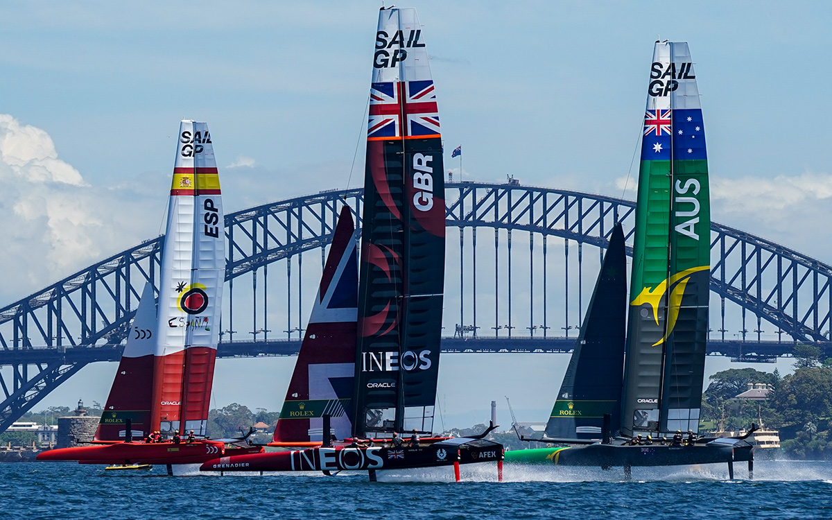 SailGP: All you need to know about the 2021 season - Yachting World