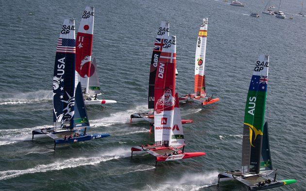 Photo: David Gray for SailGP
