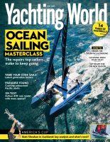 Yachting World cover