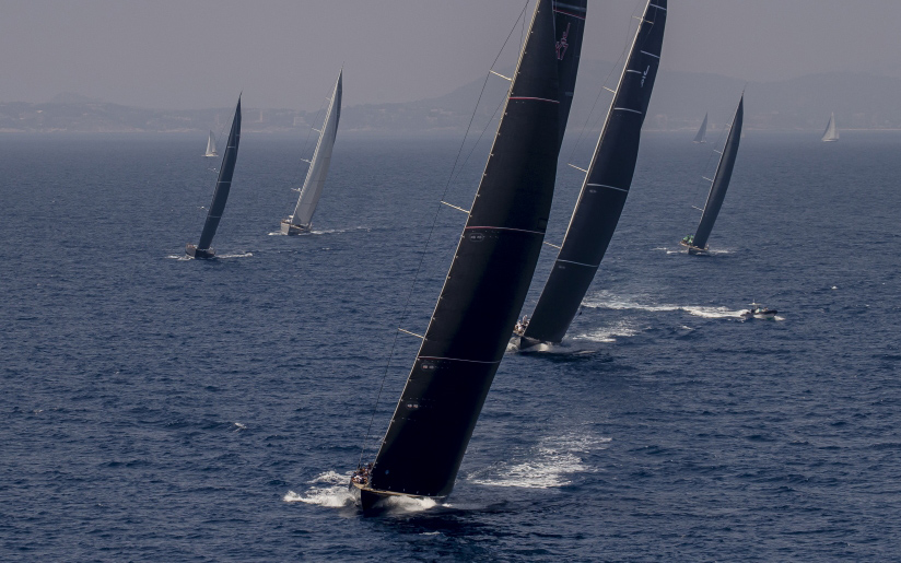 Superyacht Cup Palma set to return for 25th anniversary regatta