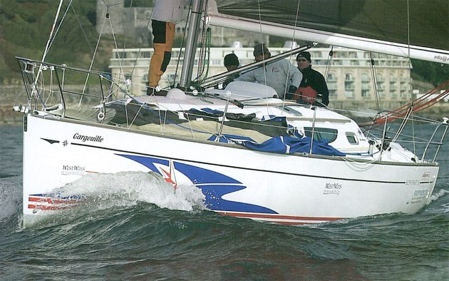The new sun Fast 35 has a lot to live up to. The Sun Fast 36 wa a production boat icon and the 37 has proved popular.