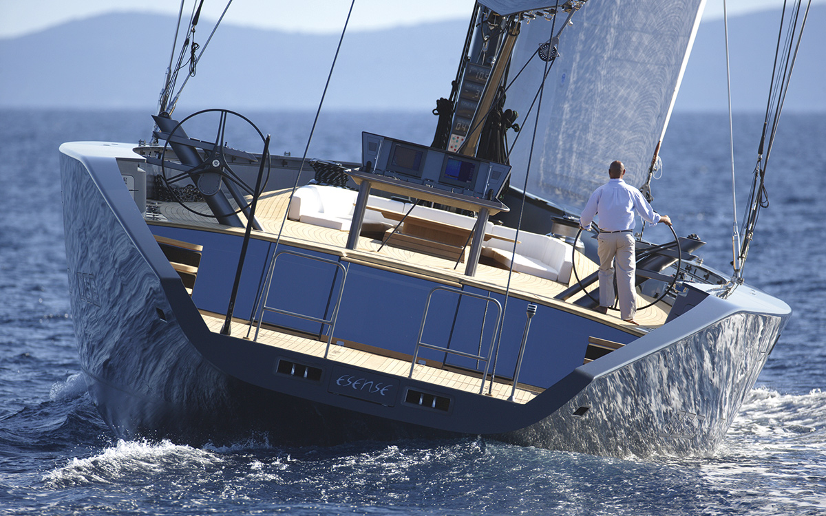World's coolest yachts: Wally 143 - Yachting World