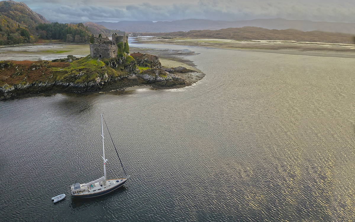 Cruise Scotland: A couple finds empty anchorages and peace - Yachting World