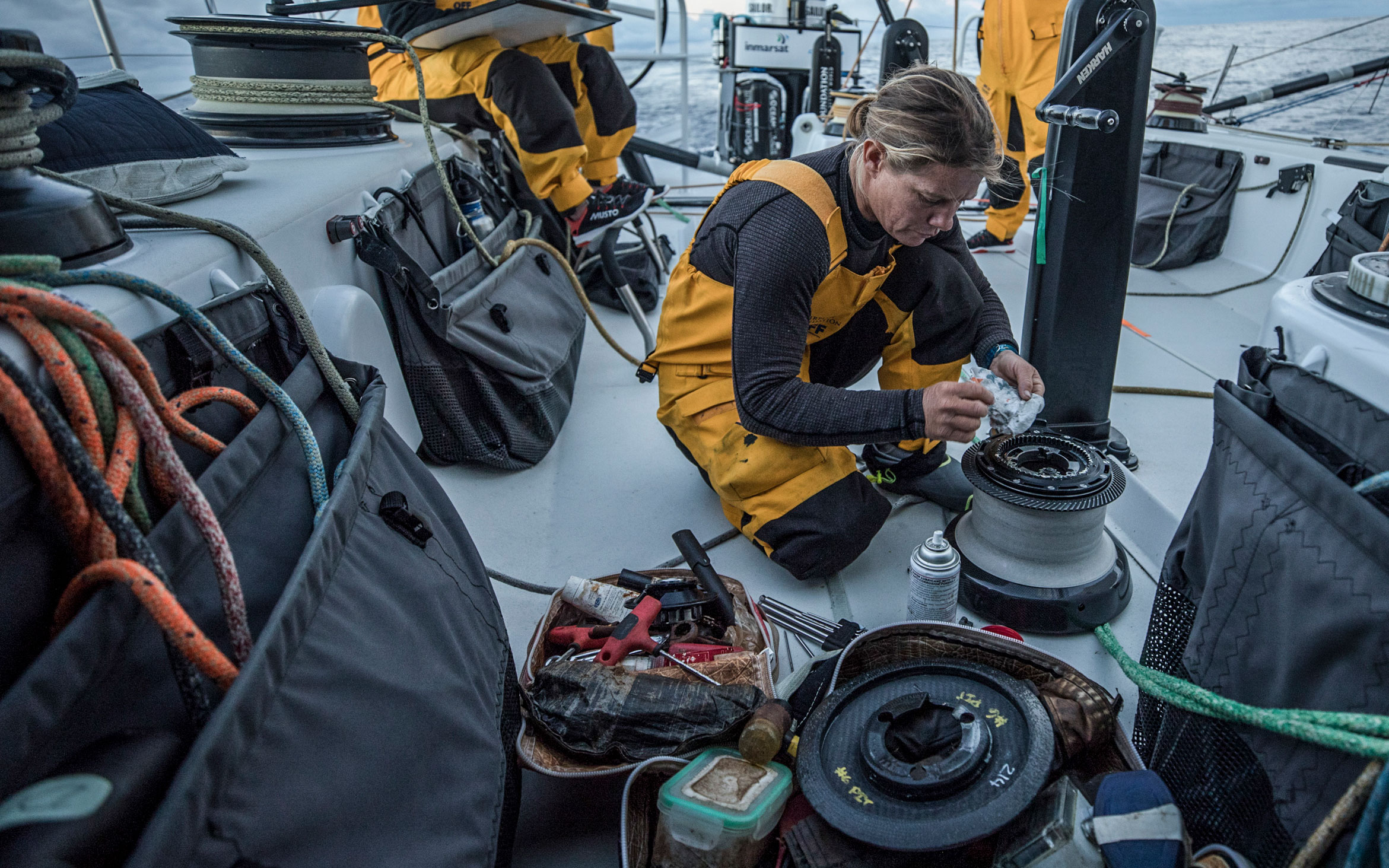 How to deal with problems at sea - Yachting World