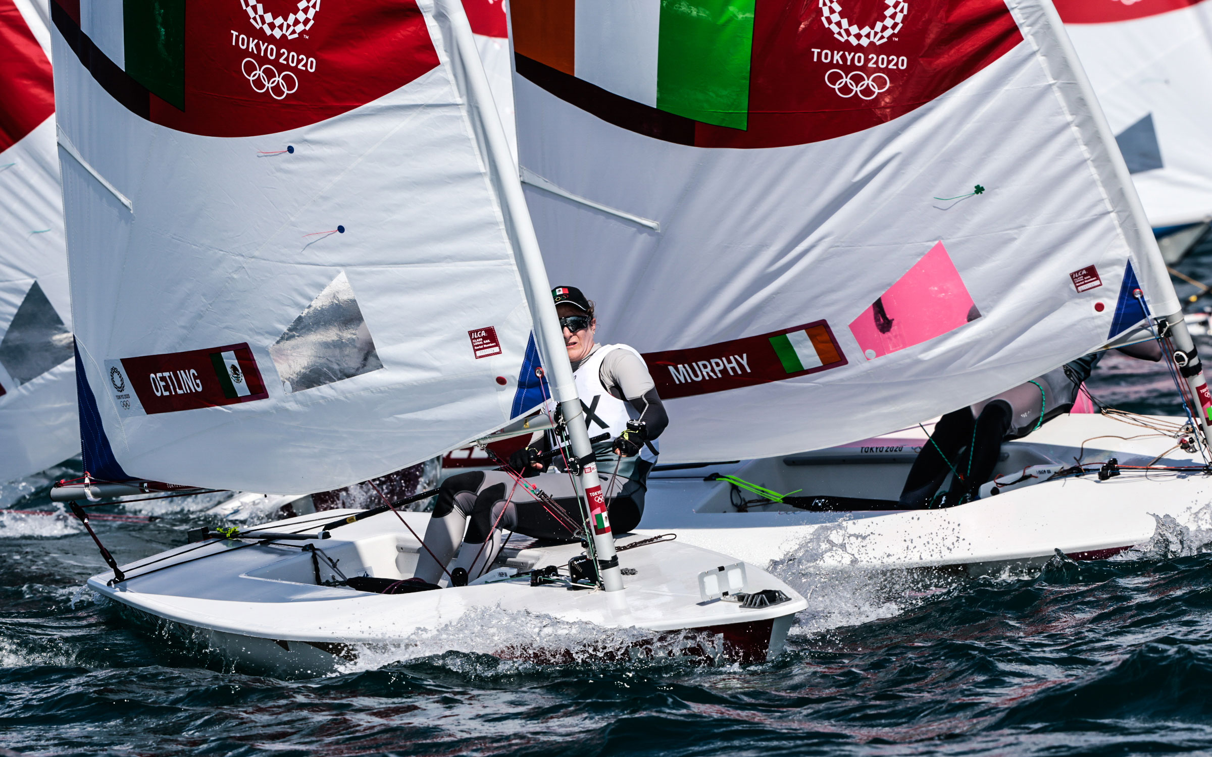 Olympic sailing: Struggles for the big names on day one - Yachting World