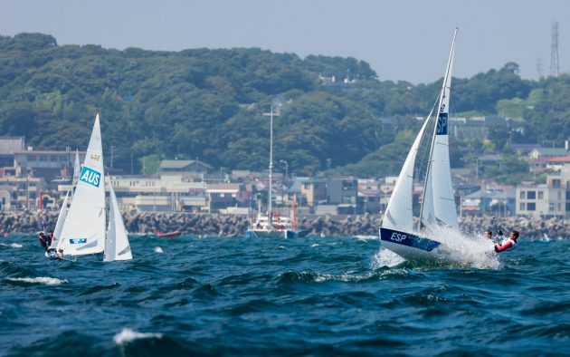470 Men's Olympic Sailing
