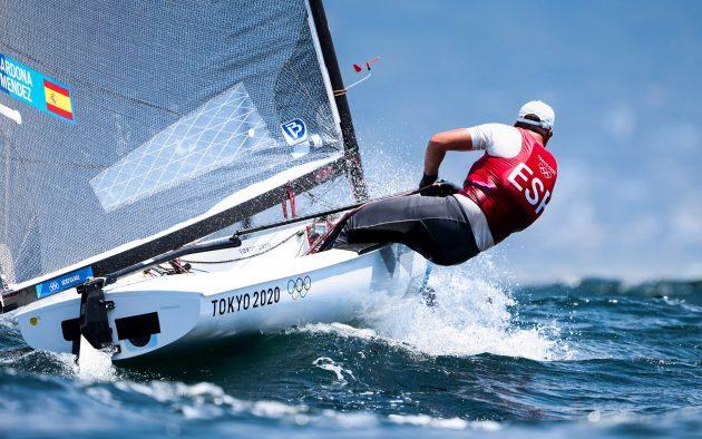 Finn Olympic Sailing