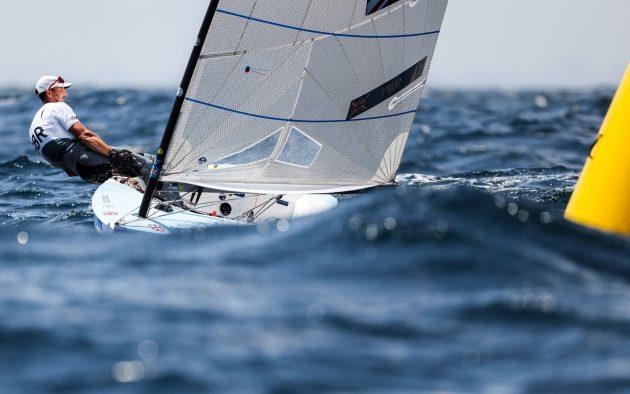 Olympic Sailing Finn
