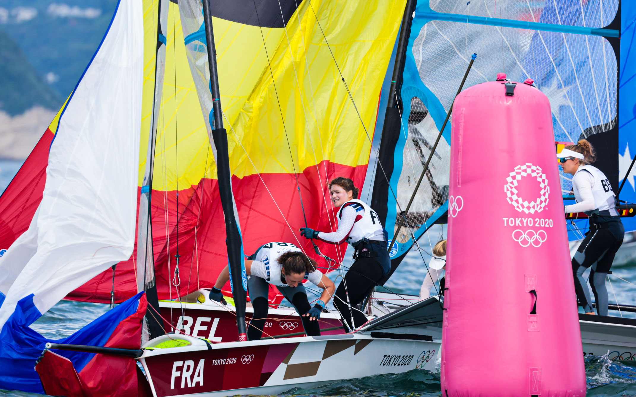 Olympic sailing: Light winds, disqualifications and more medals - Yachting World