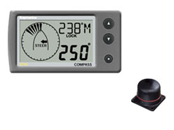 Raymarine multipurpose instrument