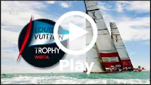 Louise Vuitton Trophy Video