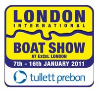 london boat show 2011