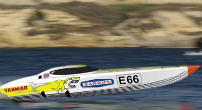 Raymarine Supporting Bananashark Powerboat Racing Team Ybw
