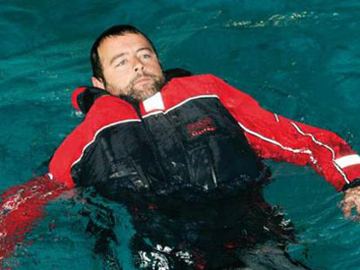 Seasafe lifejacket