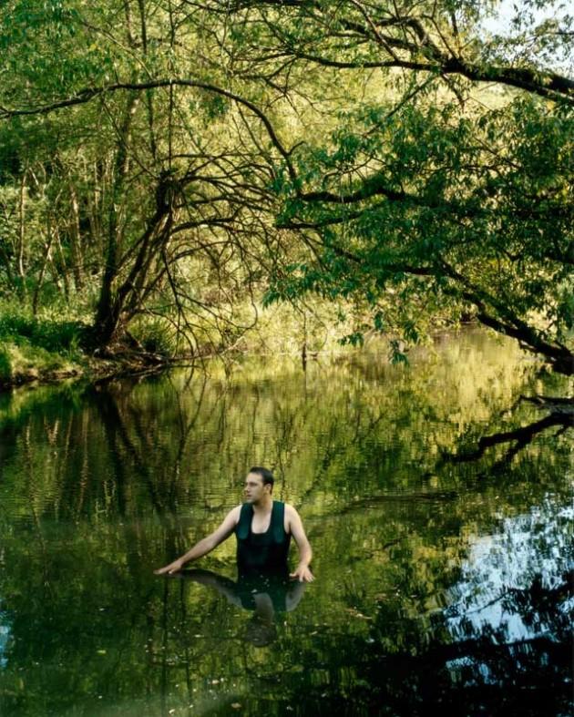 Ian Morrisey - Environmental Scientist & Designer of 2012 Olympic Park wetlands