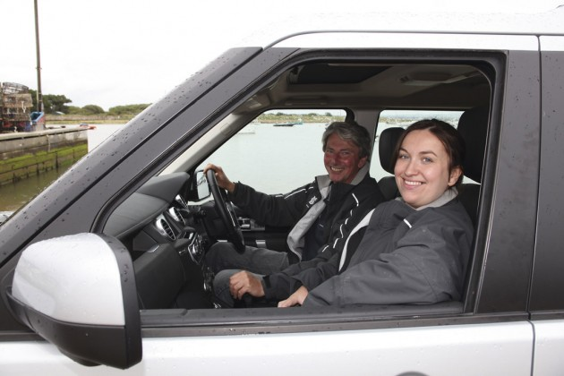 Land Rover MBM
