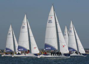 Sunsail fleet