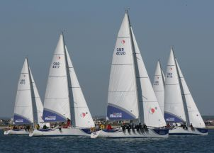 Sunsail fleet