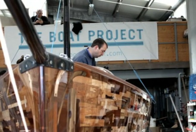 Collective Spirit Boat Project