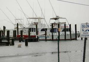 Hurrican sandy boat