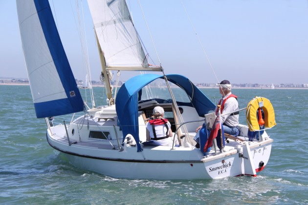 westerly jouster 21