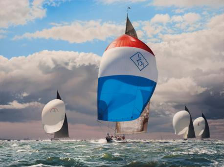 The Triumphant Return of the J-Class to British Waters