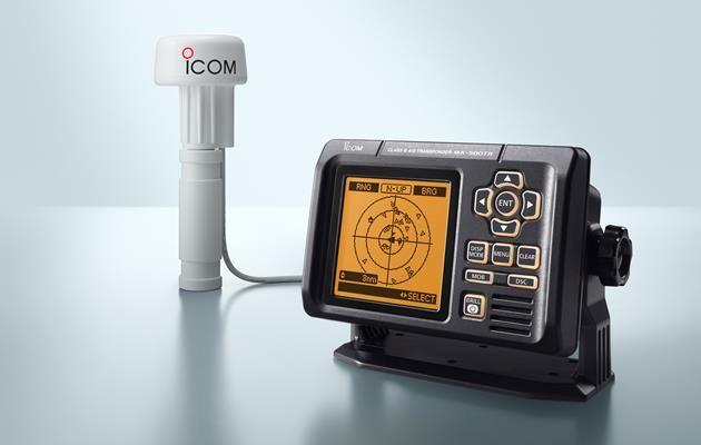 14-6875 MA-500TR AIS ICOM