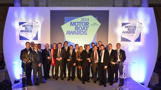 Motor Boat Awards 2014 winners