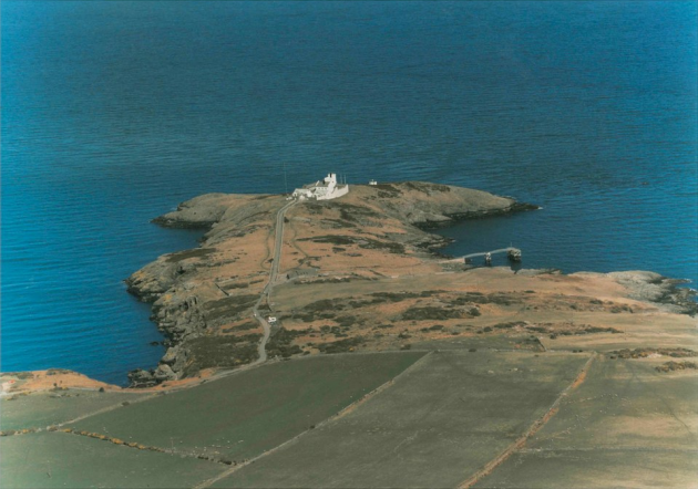Port Lynas lighthouse