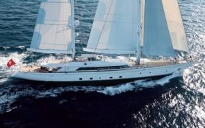 Rupert Murdoch superyacht Rosehearty