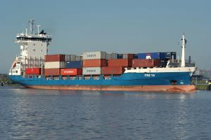 Freya cargo vessel