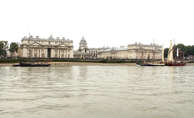 Tall Ships Regatta Greenwich
