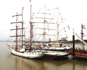 Tall Ships Regatta Greenwich