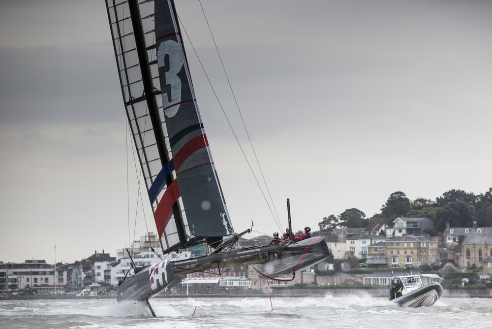 Launching a British America's Cup team has been a long-term goal for the four-time Olympic gold medalist.