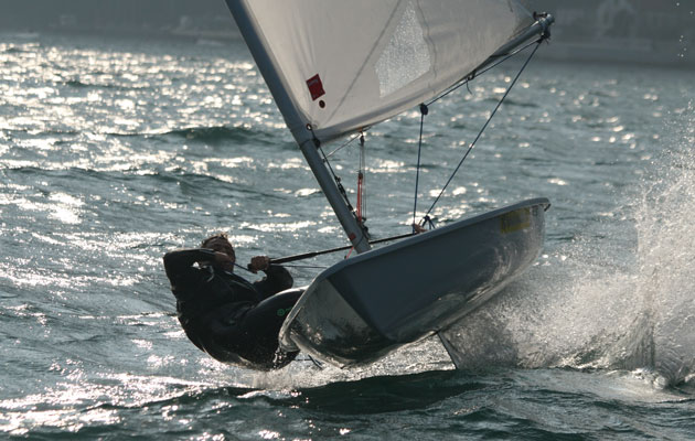 Seeing Is Believing Foiling A Laser Ybw