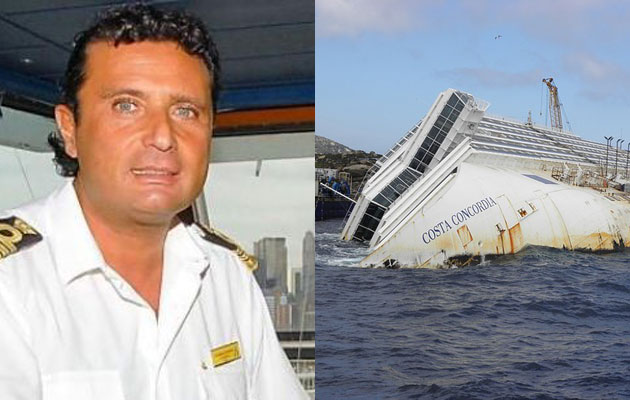 Video Costa Concordia Makes Final Journey To Scrapyard Ybw