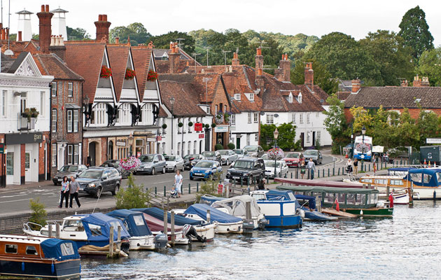 Thames in Henley