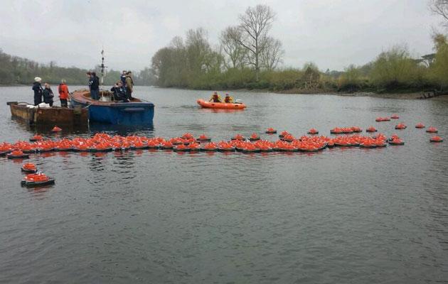 RNLI's Alternative Boat Race