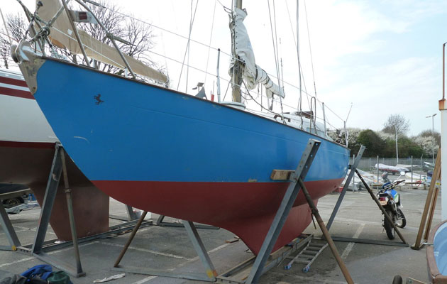 Repossessed Yacht Listed On Ebay For Just 99p Ybw