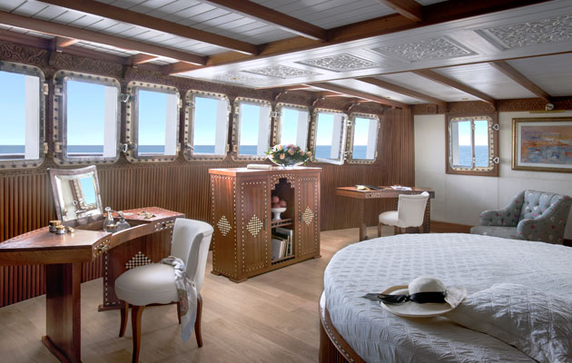 Soviet Cold War ship transformed into luxury charter boat - YBW