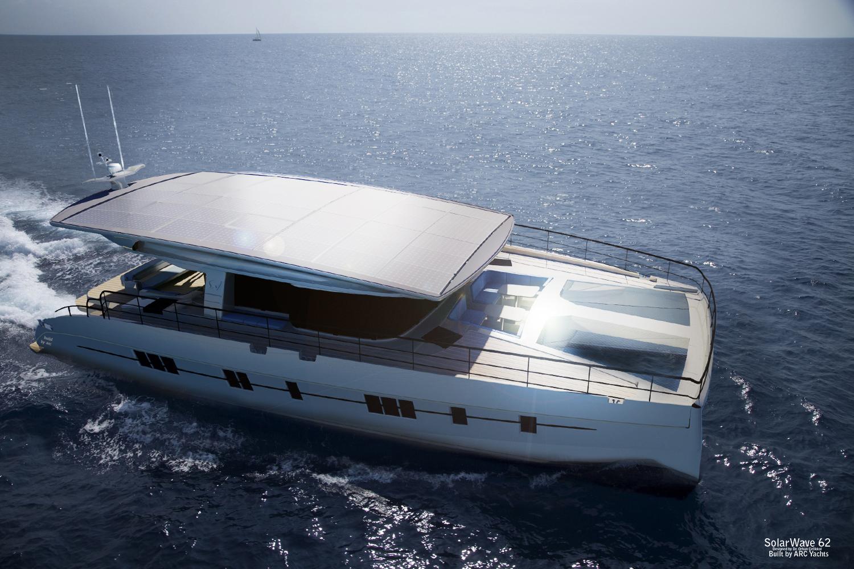 Solarwave 62 The World S First Zero Emission Luxury