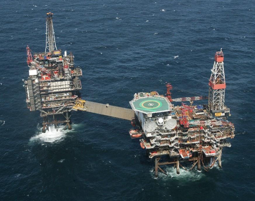 Yachtsman Adrift Near North Sea Gas Platform Rescued Ybw