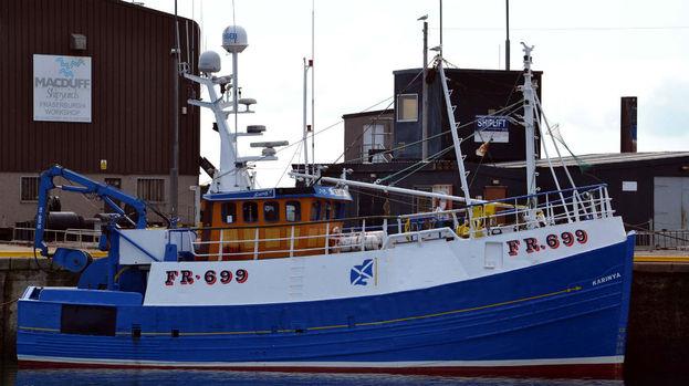 Karinya trawler