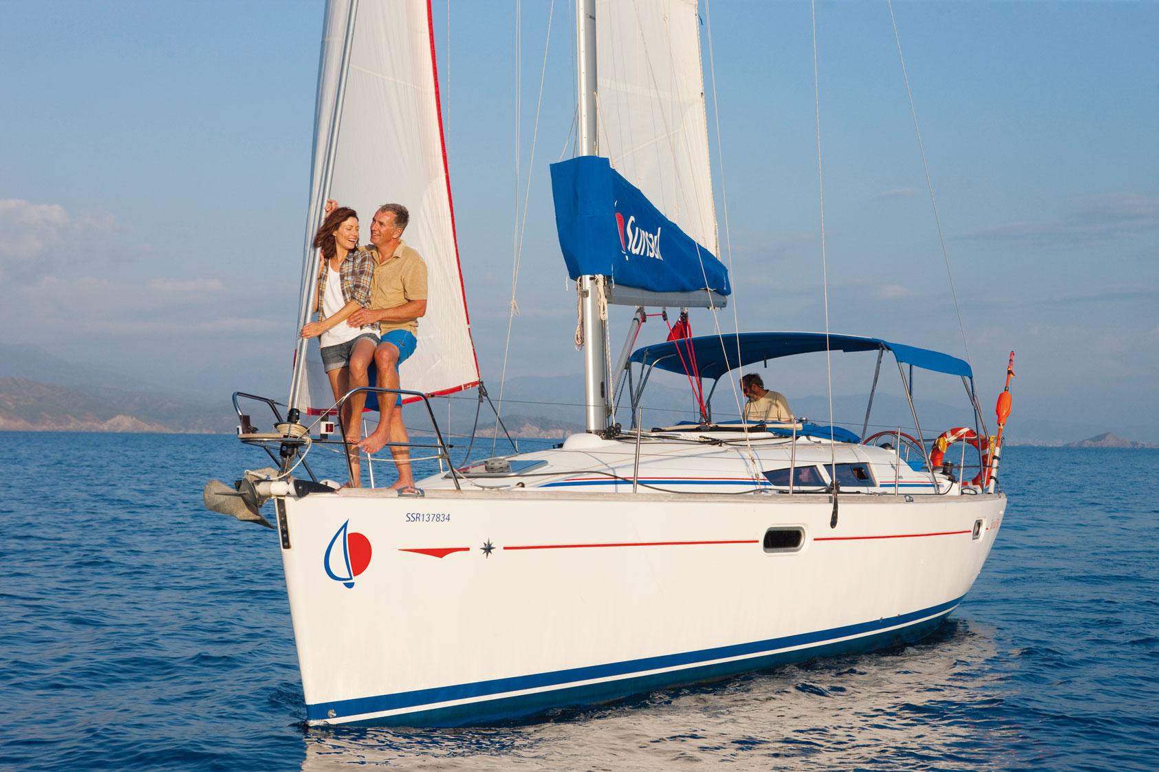 Sunsail lancerer ny voksen kun Flotilla Sailing Holidays-2504